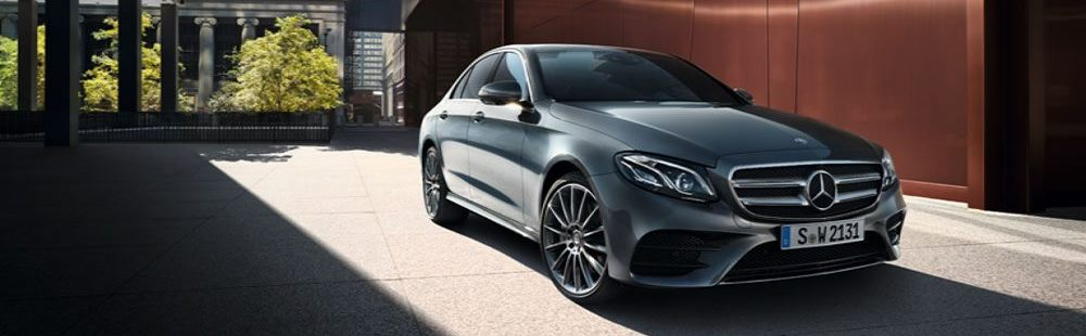 The Mercedes-Benz E-Class